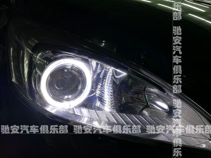 重庆标志508改灯